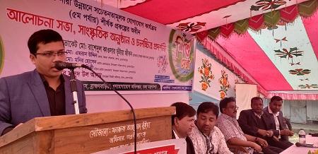 ব্রাহ্মণবাড়িয়া জেলা তথ্য অফিসের উদ্যোগে কসবায় দু'দিন ব্যাপী শিশু মেলা শুরু