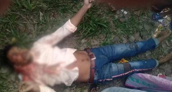 গাজীপুরে ট্রেনের ধাক্কায় এক কারখানার শ্রমিক নিহত