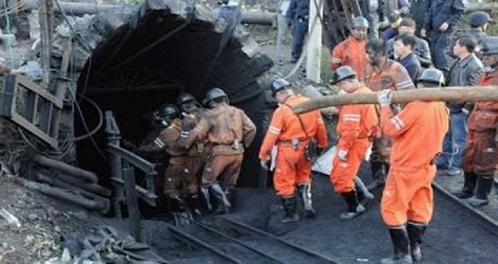 চীনের  জিনজিয়াংয়ে  কয়লা খনিতে আটকা পড়েছেন ২১ শ্রমিক