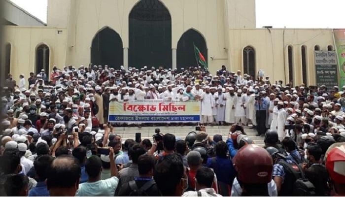 হেফাজতে ইসলামের কর্মী-সমর্থকসহ নতুন করে আরও ৬০ জন আটক