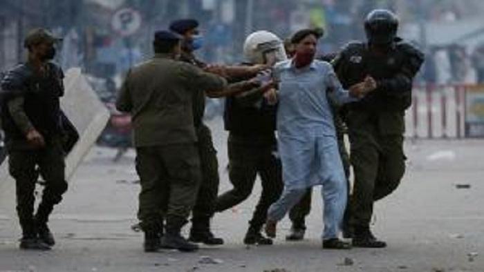 পাকিস্তানে ধর্মীয় রাজনৈতিক দল নিষিদ্ধ