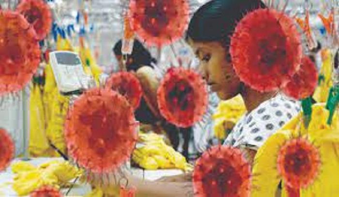 মহামারীর কারনে ৫৪ শতাংশ গৃহকর্মী, ১৯ শতাংশ নারী গার্মেন্টকর্মী কাজ হারিয়েছে