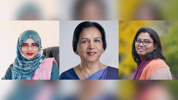 এশিয়ার শীর্ষ ১০০ জন বিজ্ঞানীর তালিকায় স্থান পেয়েছেন বাংলাদেশি তিন নারী